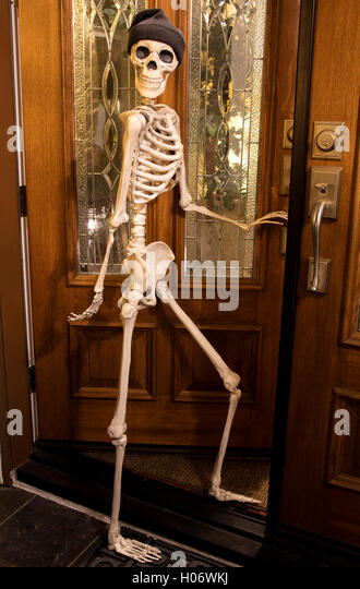 Decorating Ideas > Evil Goblin Stock Photos & Evil Goblin Stock Images  Alamy ~ 151936_Halloween Door Greetings