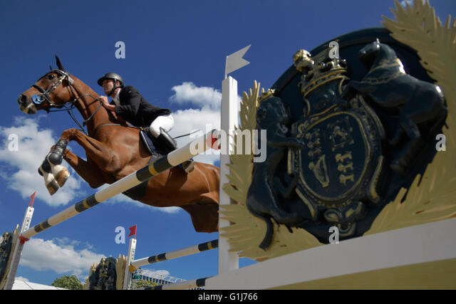 Windsor UK 15th May 2016 The Royal Horse Show At Home