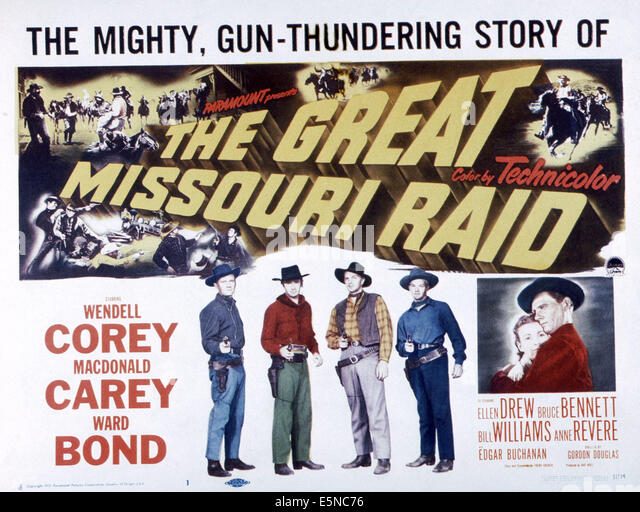 Image result for ELLEN DREW IN THE GREAT MISSOURI RAID