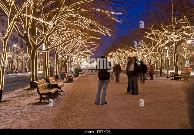berlin unter den linden weihnachten stock photos berlin. Black Bedroom Furniture Sets. Home Design Ideas