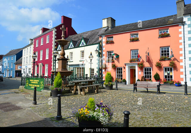 Llandovery United Kingdom  City pictures : Llandovery Uk Stock Photos & Carmarthenshire Llandovery ...