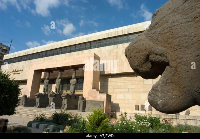 National Museum Aleppo Stock Photos & National Museum ...