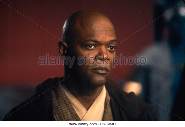 Samuel L Jackson Mace Windu