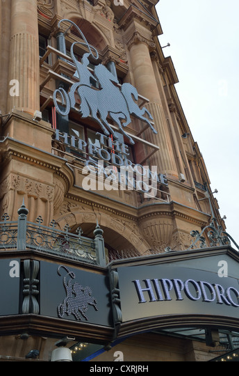 Casino london hippodrome