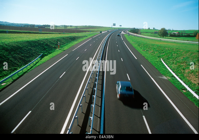 A75 France Stock Photos Images