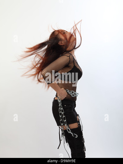 asian rock chick