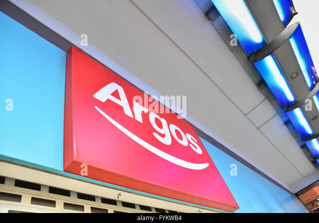 Argos Logo Stock Photos Amp Argos Logo Stock Images Alamy