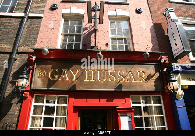 gay hussar greek street