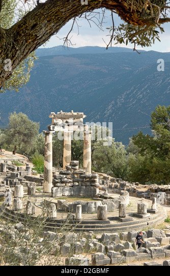 Tholos Stock Photos & Tholos Stock Images - Alamy