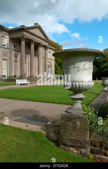 Tatton hall stock photos tatton hall stock images alamy for The terrace hall