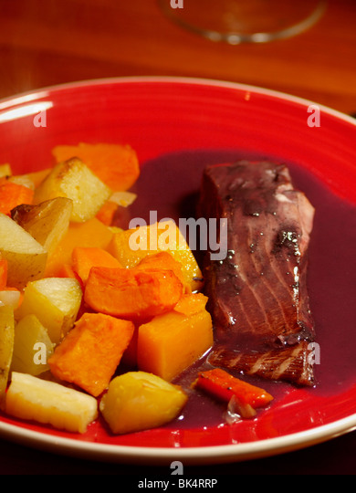 Poach fish stock photos poach fish stock images alamy for Poaching fish in wine