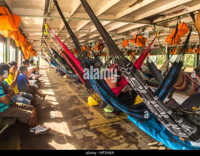 amazon river peru   may 12 2016  beautiful colorful hammocks on the amazon boat hammock stock photos  u0026 amazon boat hammock stock      rh   alamy