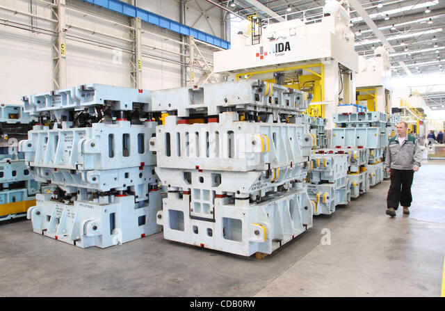 Stamping Plant Stock Photos Stamping Plant Stock Images