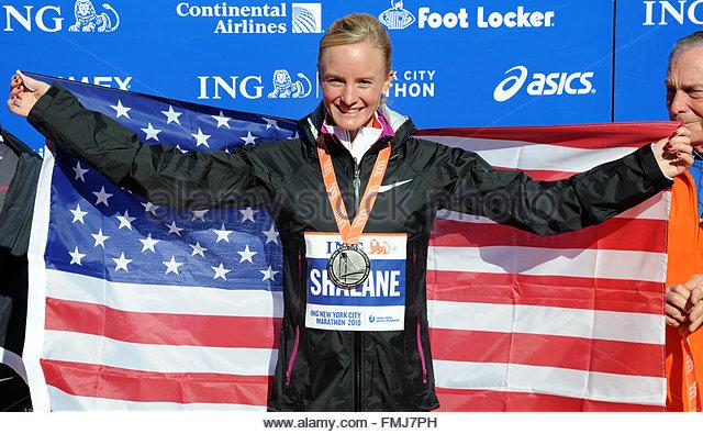Shalane Flanagan, U.S. Long-Distance Runner picture
