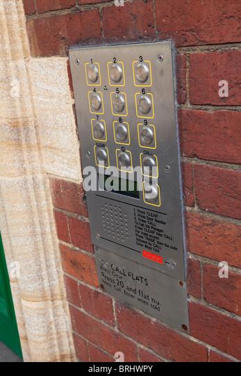 Door Buzzer Stock Photos Amp Door Buzzer Stock Images Alamy