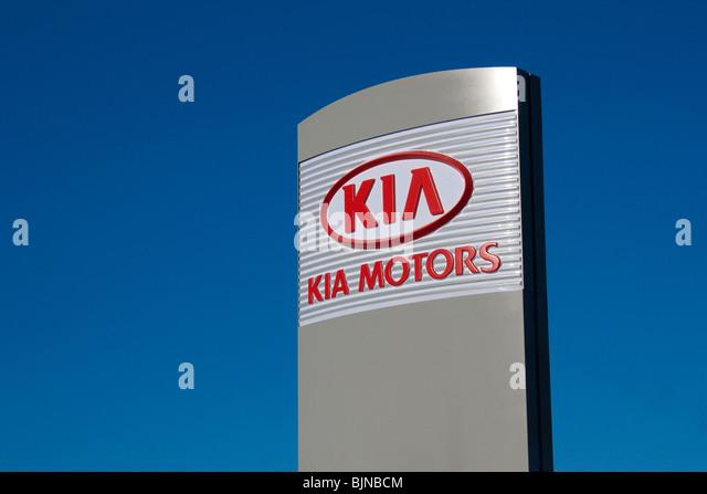 Blue Sky Motors >> Kia Dealership Stock Photos & Kia Dealership Stock Images