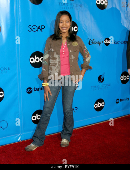 Keke Palmer ABC Television Critics Association Press Tour Party Held At The Ritz Carlton Hotel