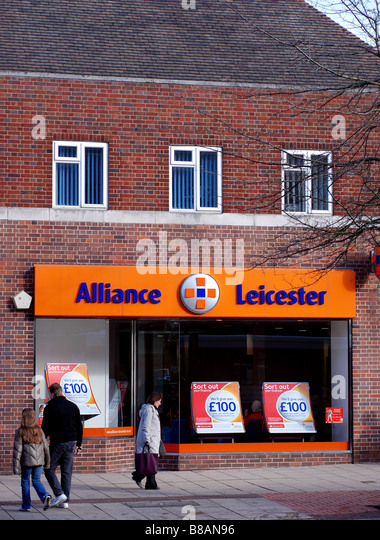 Alliance And Leicester Stock Photos & Alliance And ...