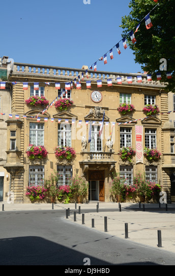 La mairie stock photos la mairie stock images alamy - Mairie de salon de provence recrutement ...
