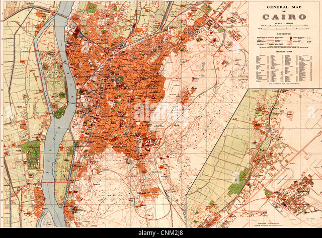 Egypt Map Stock Photos Egypt Map Stock Images Alamy - Map of egypt 1920