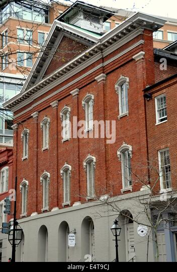 fords theatre stock photos fords theatre stock images alamy. Cars Review. Best American Auto & Cars Review