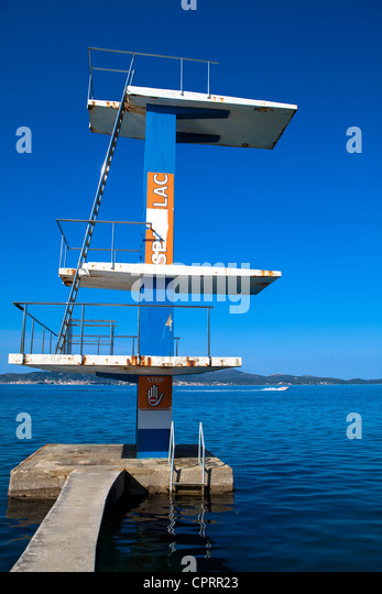 Diving Board Stock Photos Diving Board Stock Images Alamy