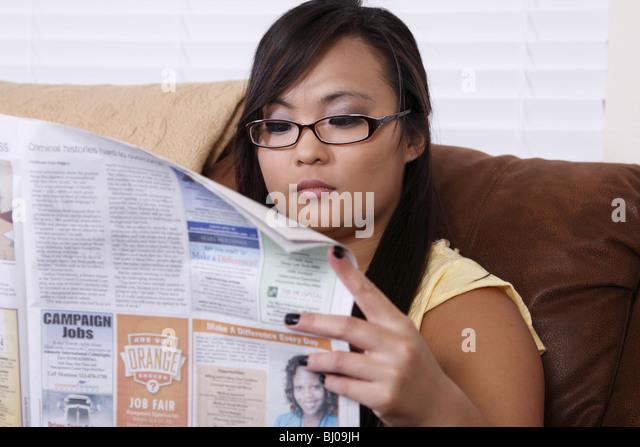 Asian image newspaper