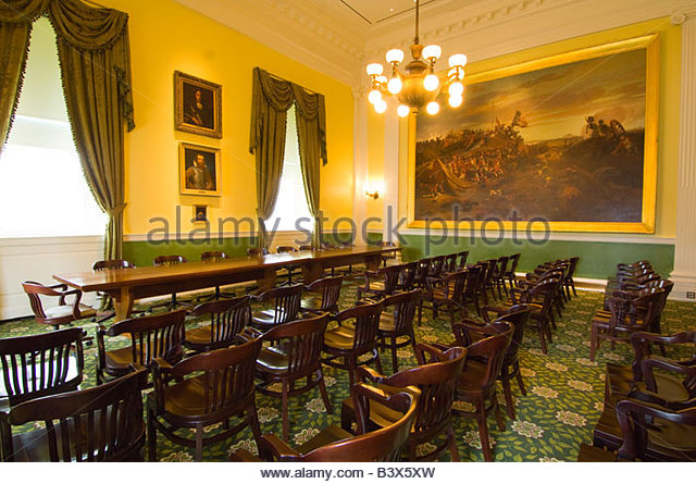 senate dining room. Old Senate Chamber Virginia State Capitol Richmond USA  Stock Image Photos Images