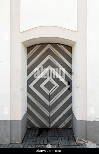 Striped Facade Stock Photos Striped Facade Stock Images