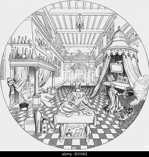 alchemy machine
