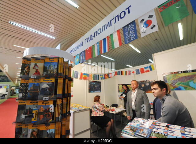 Exhibition Stand Russia : Trade fair exhibition stand stock photos