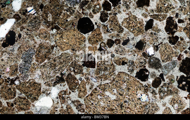 Volcanic Ash from the Eyjafjallajökull volcano photographed through a ...
