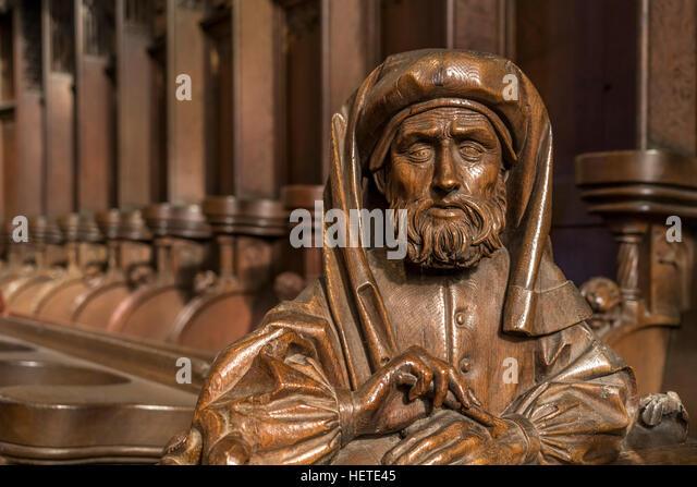 Resultado de imagem para Jörg Syrlin the stalls of Blaubeuren Abbey