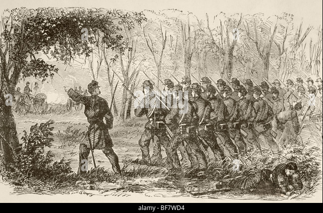 the first battle of bull run essay Battle of bull run battle of bull run july 1861 first major battle of the civil war on 29 may, 1861, irvin mcdowell was given command of the army of the potomac, which consisted of about 30,000 men, who, with the exception of 700 or 800 regulars, were almost entirely raw recruits.