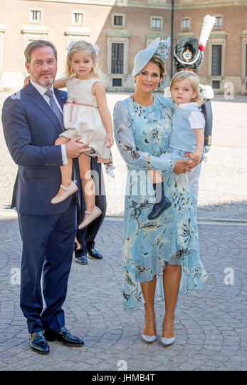 Prince Nicolas Sweden Stock Photos & Prince Nicolas Sweden ...