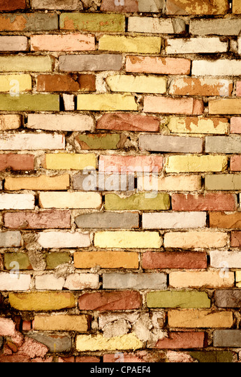 Colorful Brick Stock Photos & Colorful Brick Stock Images - Alamy