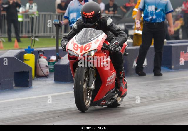 Ducati 1098r Motorbike Stock Photos & Ducati 1098r Motorbike Stock