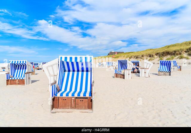 beach kampen sylt stock photos beach kampen sylt stock images alamy. Black Bedroom Furniture Sets. Home Design Ideas