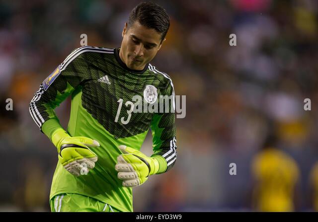32da62e091b ... 2015 Mexico goalkeeper Guillermo Ochoa (13) in action during the ...