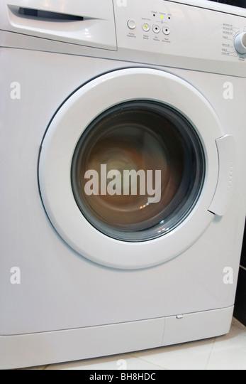 washing machine spin cycle