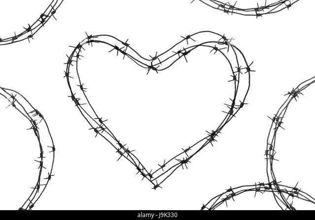 Thorny Heart Stock Photos & Thorny Heart Stock Images - Alamy