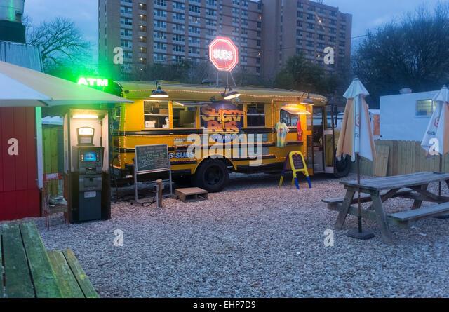 Food Trucks Near Th Street Austin