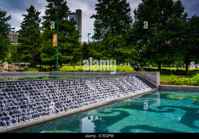 Centennial Olympic Park Stock Photos Centennial Olympic Park Stock Images Alamy