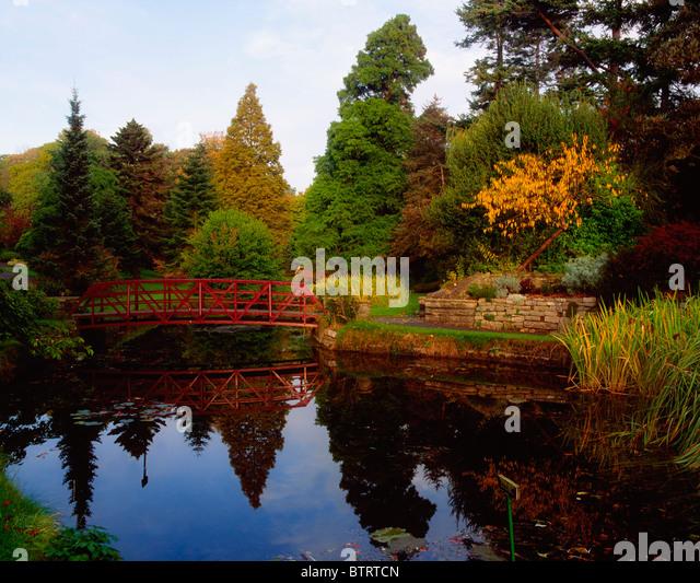 Irish National Botanic Gardens, Dublin, Co Dublin, Ireland   Stock Image