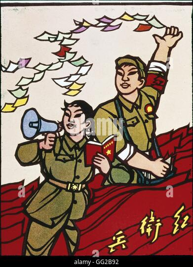 Image result for mao zedong cultural revolution red guards