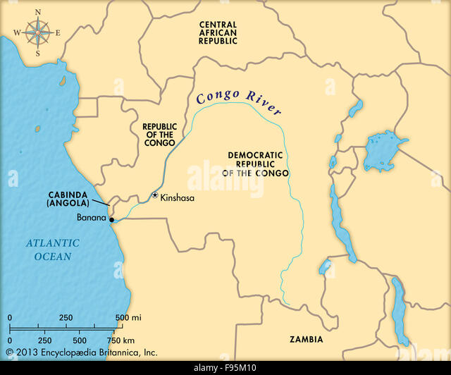 Congo River Kinshasa Stock Photos Congo River Kinshasa Stock - World map congo river