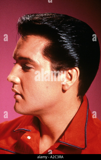 Fabulous Elvis Presley Gel Hair Stock Photos Amp Elvis Presley Gel Hair Stock Short Hairstyles For Black Women Fulllsitofus