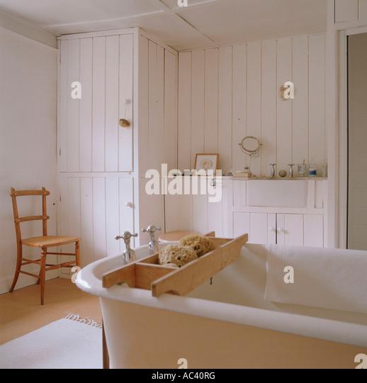 freestanding stockfotos & freestanding bilder - alamy, Badezimmer ideen