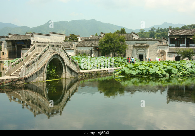 Feng Shui Village feng shui village stockfotos & feng shui village bilder - alamy
