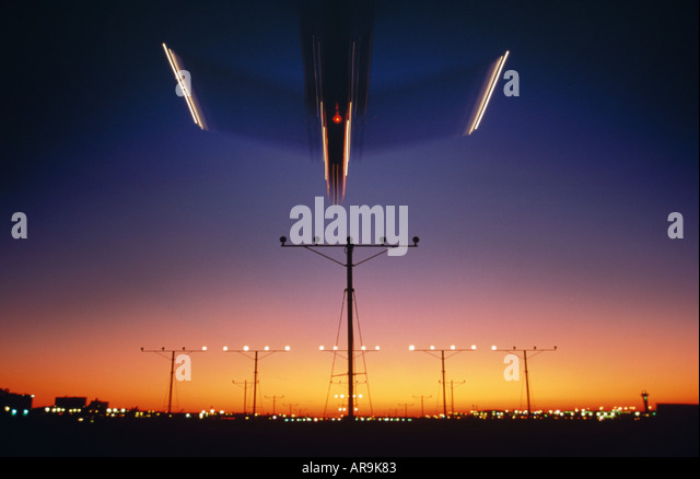 Airliners stockfotos airliners bilder alamy - Nasse fenster uber nacht ...